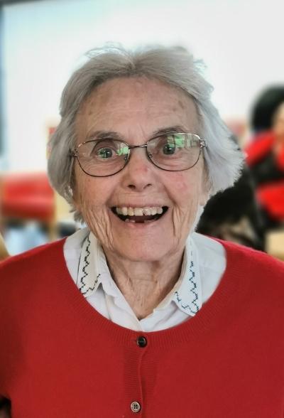 Portrait de Mme Robine, Résidente de la Maison des Ateliers