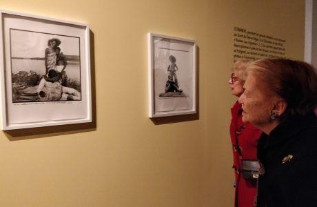 Sortie culturelle à la Fondation Cartier lors de l'exposition sur Malick Sidibé