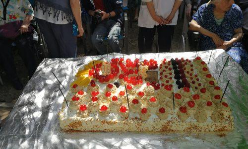 Fête des 30 ans de l'association Isatis à la Résidence Sainte Marthe