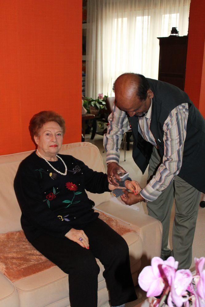 Lancement d'une Recherche Action – Rechercher le point de vue des Personnes âgées sur les sujets éthiques